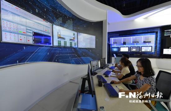 福大自动化连续9年入选中国电子信息企业百强