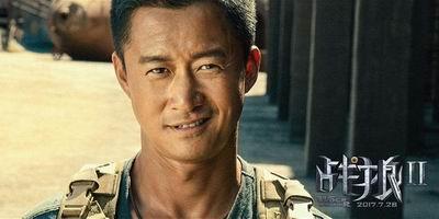 《战狼2》票房破30亿剑指40亿吴京赚多少钱?马云、王健林、邓超成幕后赢家(组图)