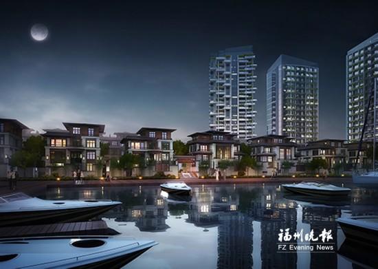 福州马尾首个游艇项目拟建设68个泊位 预计后年建成