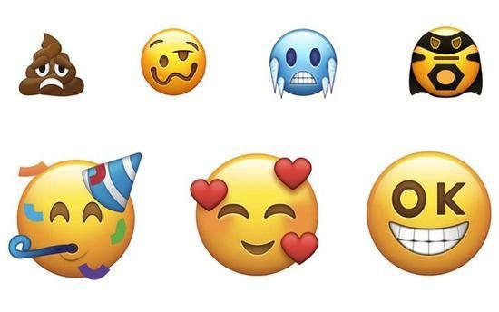 苹果新一批的Emoji要来了,你准备好了吗?