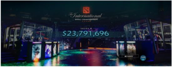 TI7 champion prize over tens of millions of dollars! The Chinese team win can break the