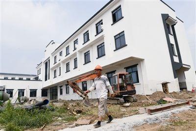 南通海门投入1.35亿新建改造12家卫生院