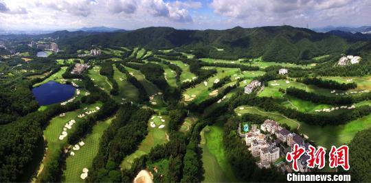 全国业余高尔夫超级联赛六大赛区8月同时开赛