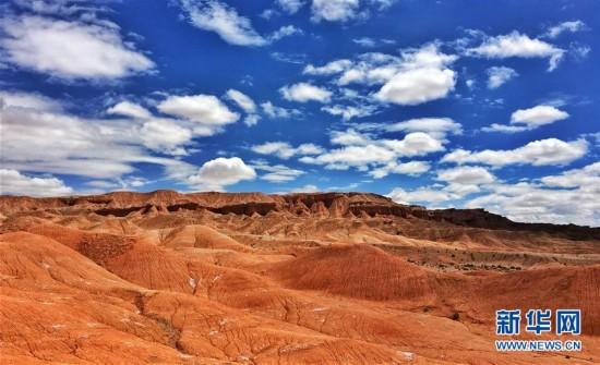 中国首个火星模拟基地落户青海