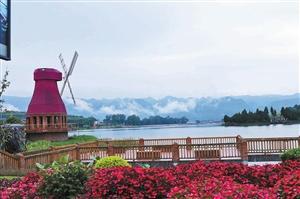 弥勒:独具魅力的东风韵小镇