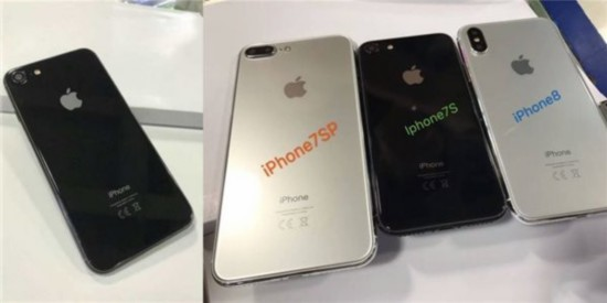 iPhone新机模型机曝光 玻璃背面抢眼