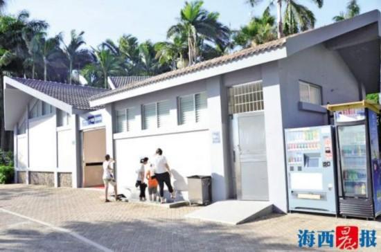 厦门市大力开展旅游厕所革命 让市民游客尊享极大便利