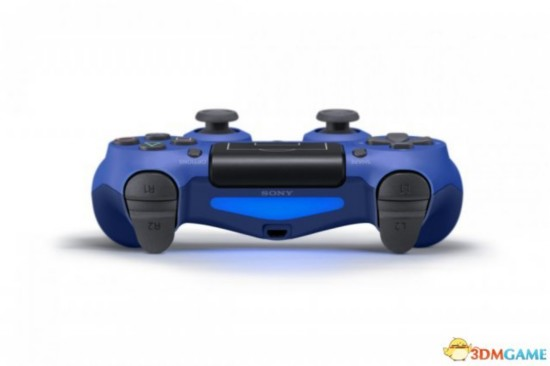 索尼公布PlayStation F.C. DualShock 4限定手柄