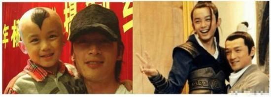 盘点娱乐圈最可怕的几张合影:吴磊胡歌以前长这样 张艺兴小时候合影何炅