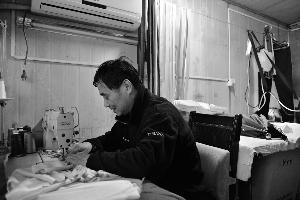 坚守匠心 苏州一匠人专注做旗袍半个世纪