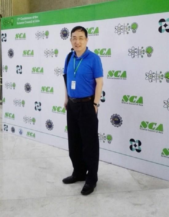 南通籍院士王曦接任亚洲科学理事会侯任主席