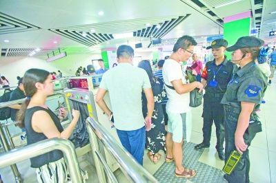 即日起武汉地铁提升安检等级