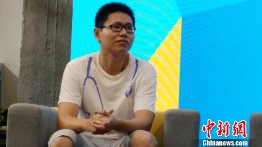 台湾青年谈就业:大陆有更广阔的前景