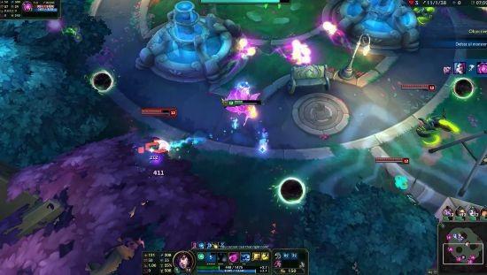 魔法少女保卫世界 《英雄联盟》全新游戏模式演示