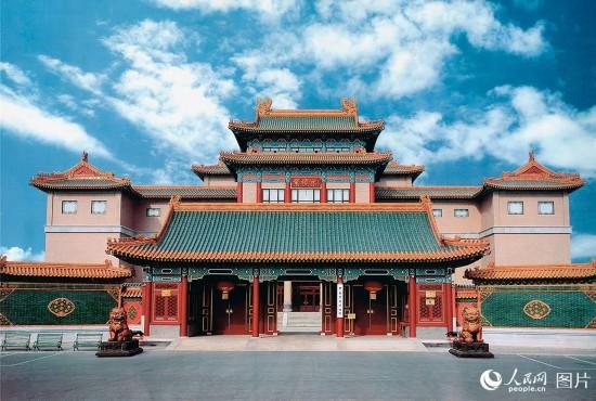 中国紫檀博物馆(博物馆供图)