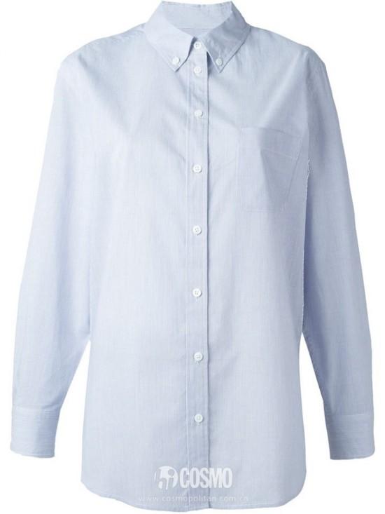 衬衫来自Equipment 售价964元 可从英国Farfetch购买