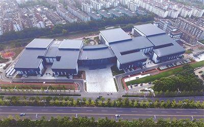 扬州游泳健身中心将开馆 总建筑面积约4.1万�O