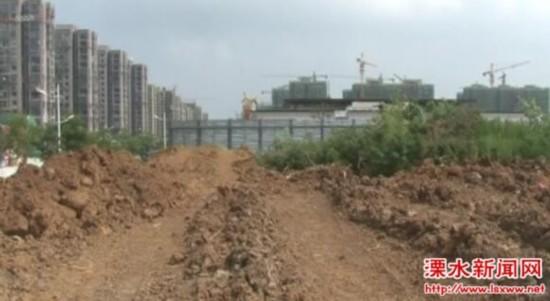 """南京溧水""""263""""行动:永阳街道工地扬尘污染"""