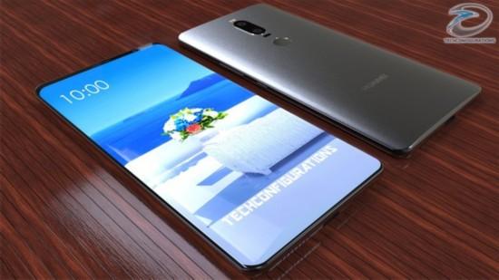 迎战iPhone8 华为Mate 10将搭载全面屏