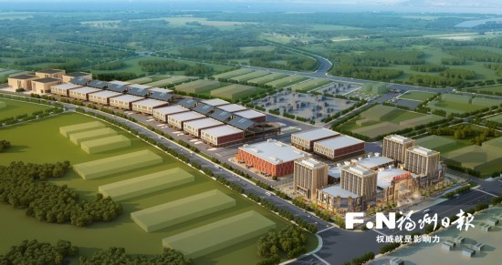 福州利嘉国际物流园年底前投用 投资30亿元占地518亩