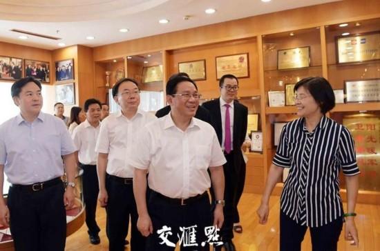 李强江阴调研集成改革试点:探索改革发展新路