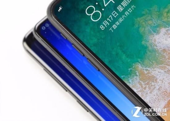 寂寞无敌 iPhone8穿越回来亮屏怼全面屏