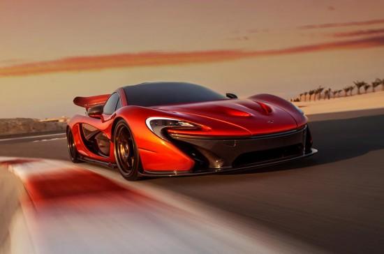 传迈凯伦研发纯电动超跑 性能比肩675LT