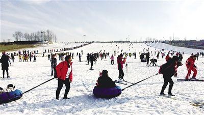 青海冰雪旅游,能否滚大雪球?图片