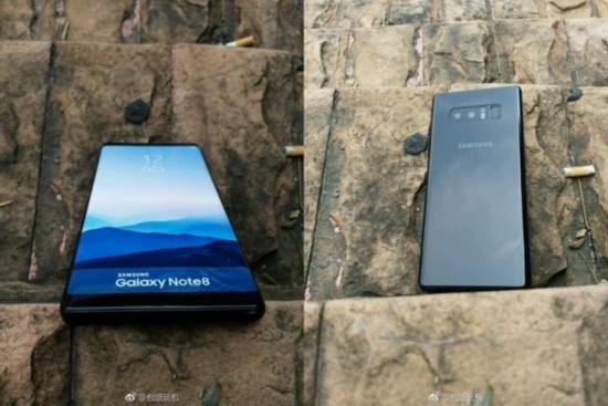 三星Note8发布在即 双摄终成旗舰标配图片
