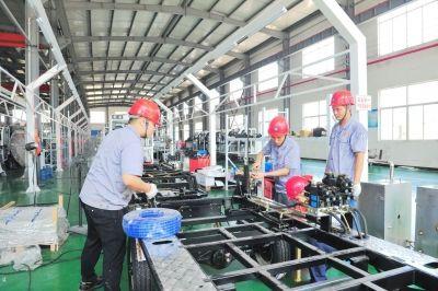 南通明诺电动科技技术创新走在行业前列