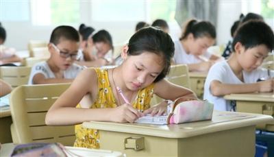 南通海门两千小学生巧思妙解玩数学
