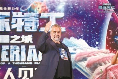吕克・贝松:邀请吴亦凡出演《星际特工》不是为了讨好中国市场