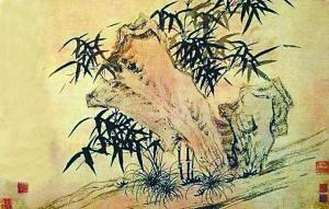 孔子倡导兰花精神 历代画家发扬光大