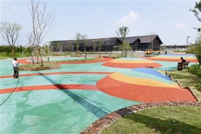 南通海门最大专业农产品展销中心建成