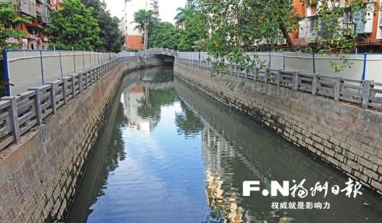 台江水系治理项目提速 7条内河征迁签约率超九成