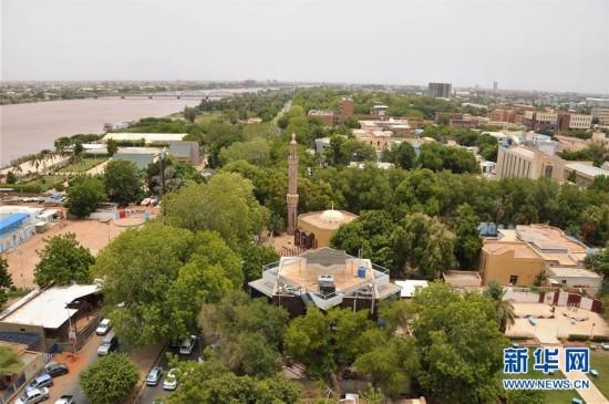 苏丹首都喀土穆风光