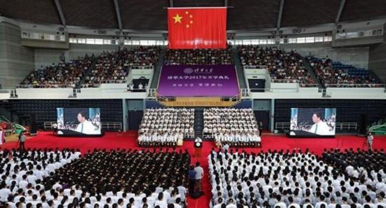 安徽13岁男孩成清华大学最小新生