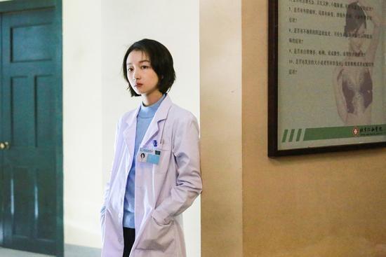周冬雨变实习医生