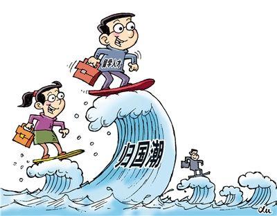 中国梦激荡归国潮