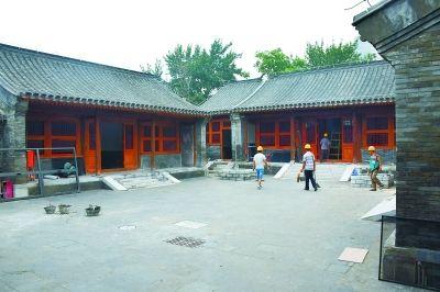 西城区的沈家本故居,将变成中国法制名人博物馆对中外观众开放
