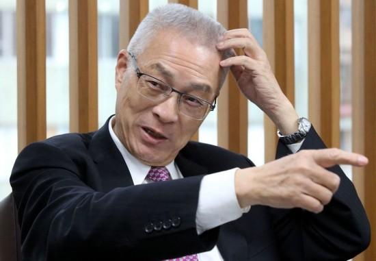 国民党被追讨8.6亿不当党产 吴敦义:先还385亿债券