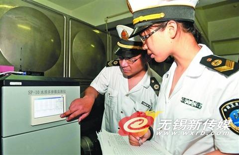 物联网助力无锡水质监测被动监督变主动预警