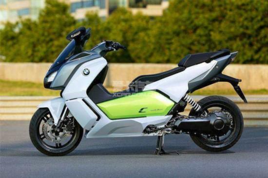 宝马 C 650GT;宝马C Evolution