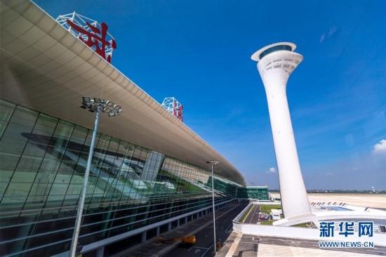 武汉天河机场T3航站楼8月31日启用