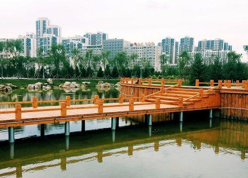 草原丝绸之路主题公园