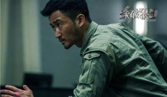 战狼2票房排行榜突破53亿 吴京片酬涨了多少?