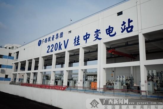 """广西投资集团:""""国企动力""""助推地方经济发展"""