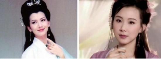 赵雅芝萧蔷同框拍写真 两大女神高贵典雅气质尽显