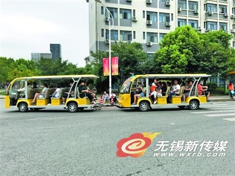 江南大學迎新 5300多名本科新生陸續到校報到