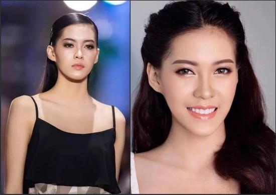 老挝首位环球小姐